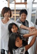 都田建設さんでの家づくりを通してたくさんの宝物が増えました。